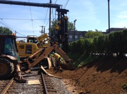 Media-Sharon Hill Line Replacement